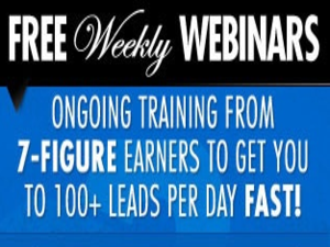 Free Marketing Training Webinars brought to you by My Lead System Pro