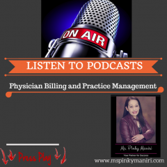Physician Billing Podcast Episode 2 – What is the difference between a Medical Biller and a Medical Coder